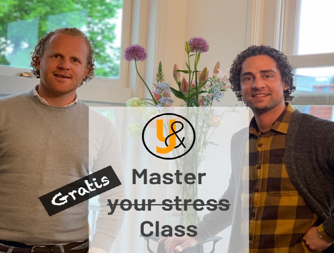 Master (your stress) Class