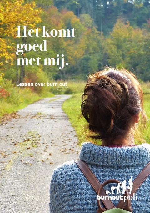 Gratis ebook over burn out 'Het komt goed met mij